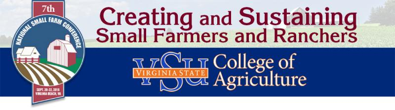 7th National Small Farm Conference