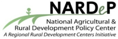 National Agricultural and Rural Development Policy Center