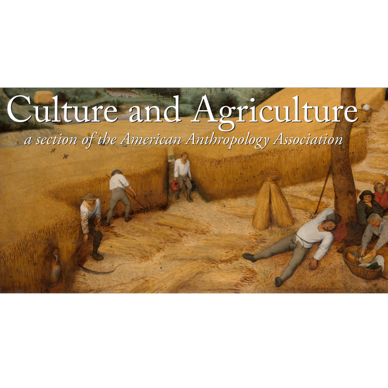 Culture and Agriculture