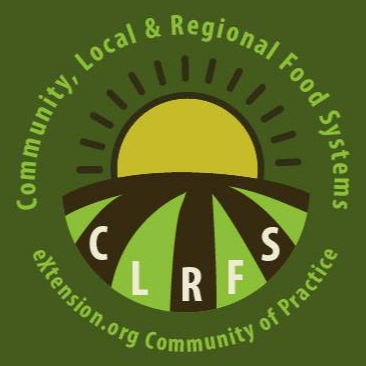 eXtension Community, Local and Regional Food Systems Community of Practice (CLRFS CoP)